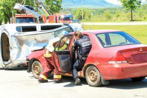 Demande d'obtention d'un rapport d'accident