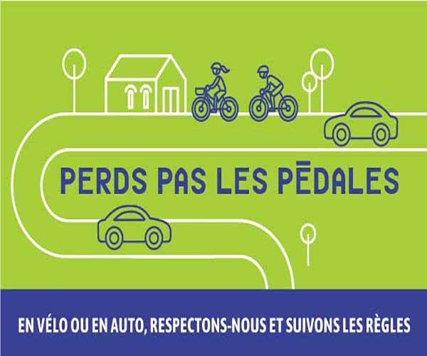 Vélo / Le partage de la route