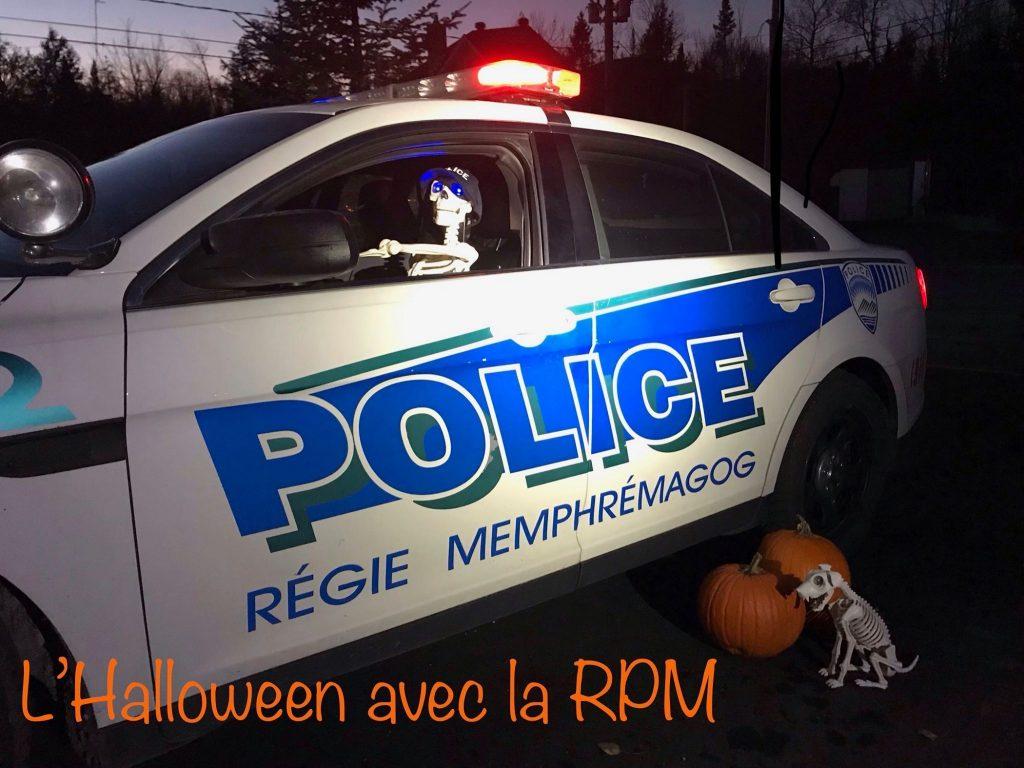 Différentes dates cette année pour passer l'Halloween avec la RPM