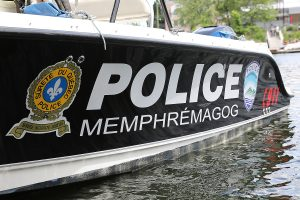 Les policiers de la RPM présents sur les plans d'eau