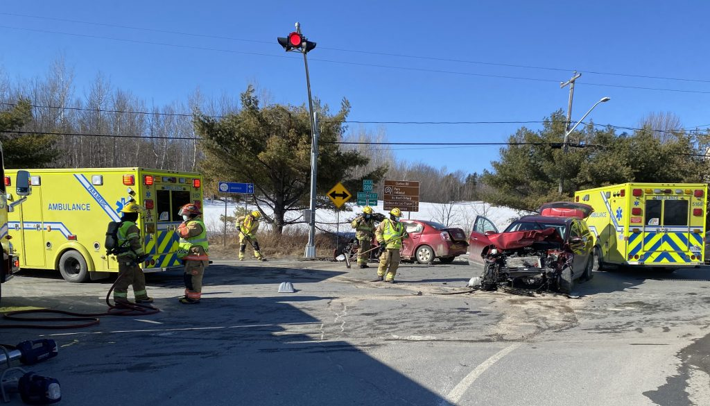 Accident mortel à Orford