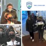 Deux femmes à identifier pour un vol à l'étalage