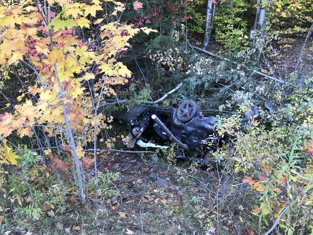 Un homme perd la vie dans un accident de la route